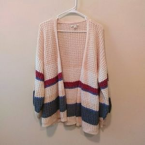American Eagle Open Front Knit Cardigan Sweater XS